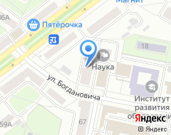 Компания ЯрКомРегистрация на карте города