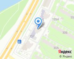 Компания СтройКомфорт на карте города
