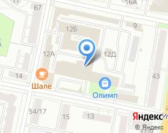 Компания Бассейноff-Ярославль на карте города