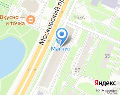 Компания Русский займ на карте города