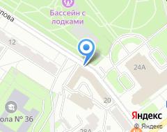 Компания РекламаTime на карте города