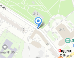 Компания Адалин-ЭКСО на карте города