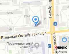 Компания Нотариус Лященко М.Ю. на карте города