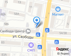 Компания КБ Бфг-Кредит на карте города