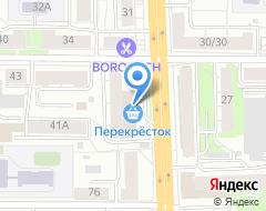 Компания Oblick на карте города
