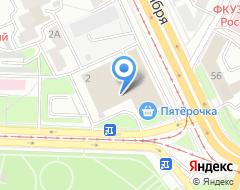 Компания СК Инжиниринг на карте города