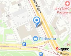 Компания ТВОЙ СТИЛЬ на карте города
