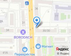 Компания Нотариусы Гузенко Е.Ю. и Бугрова Н.Б. на карте города