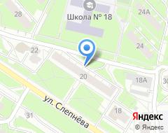 Компания Новые технологии на карте города