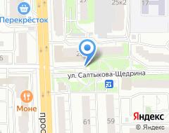 Компания ДОМОВ ГРУПП на карте города