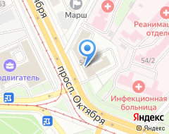 Компания Агентство строительной экспертизы на карте города