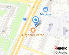 Компания КБ Росэнергобанк на карте города