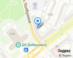 Компания Русская Биржа Инноваций на карте города