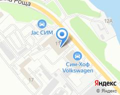 Компания Rentsity76 на карте города