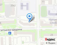 Компания Top-building на карте города