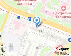 Компания Ярославский центр документов на карте города