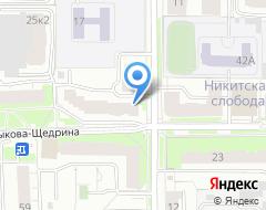 Компания Квартирный ответ на карте города