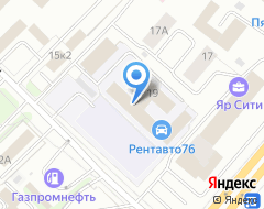 Компания Ярославская Негосударственная Независимая Судебно Потребительская Экспертиза на карте города