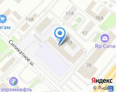 Компания АКВАБУРСТРОЙ на карте города