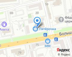 Компания Подворье на карте города