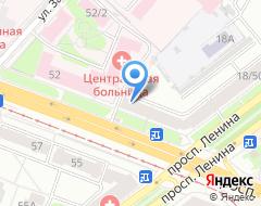 Компания Вы правы на карте города