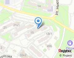 Компания Ярославская Строительная Экспертиза на карте города