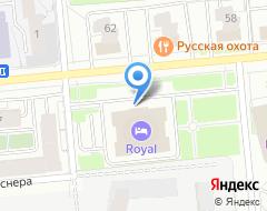 Компания АКБ Фора-банк на карте города