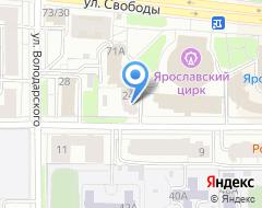 Компания Академия Успеха на карте города