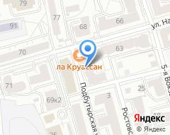Компания Юридический кабинет Полторак Я.А. на карте города