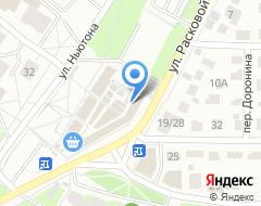 Компания Парадайз Авто на карте города