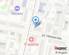 Компания Нотариус Фокина Т.Г на карте города