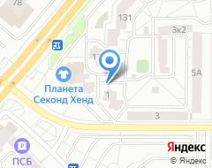 Компания Нотариус Овсянникова И.В. на карте города