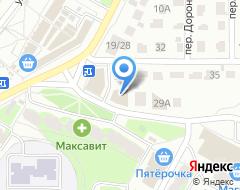 Компания Ломбард Инвест на карте города