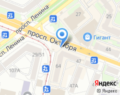 Компания ДОМфинанс на карте города