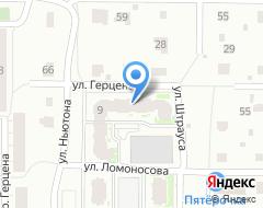 Компания ПСК Заказ-инвест на карте города