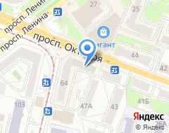 Компания ФинЭкспертАудит на карте города