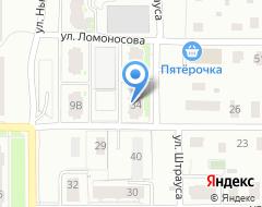 Компания ЖилСтройСити на карте города