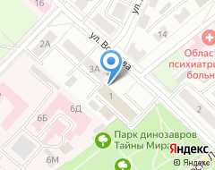 Компания Евраз на карте города
