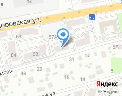 Компания Эрудит на карте города