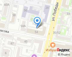 Компания Серебряный ручей на карте города