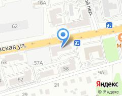 Компания Медовый дом на карте города