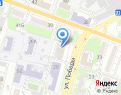 Компания Doki реалти на карте города