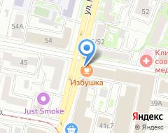 Компания Зекор на карте города