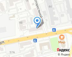 Компания СПК на карте города