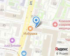 Компания Инэк научно-внедренческое предприятие на карте города