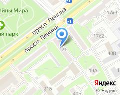 Компания Аквамастер на карте города