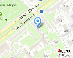 Компания ЮжЭнергоРемонт на карте города