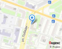 Компания АльянсТорг на карте города
