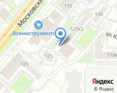 Компания Ярославский региональный центр сертификации организаций, специалистов, продукции и технологических процессов на карте города