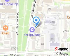 Компания АКБ Транскапиталбанк на карте города